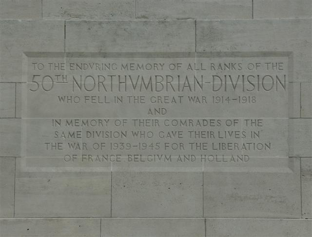 50th (Northumbrian) Division